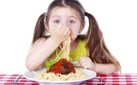 Правила поведения за столом для детей