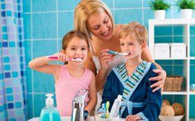 Личная гигиена ребенка: с пеленок до школьного возраста