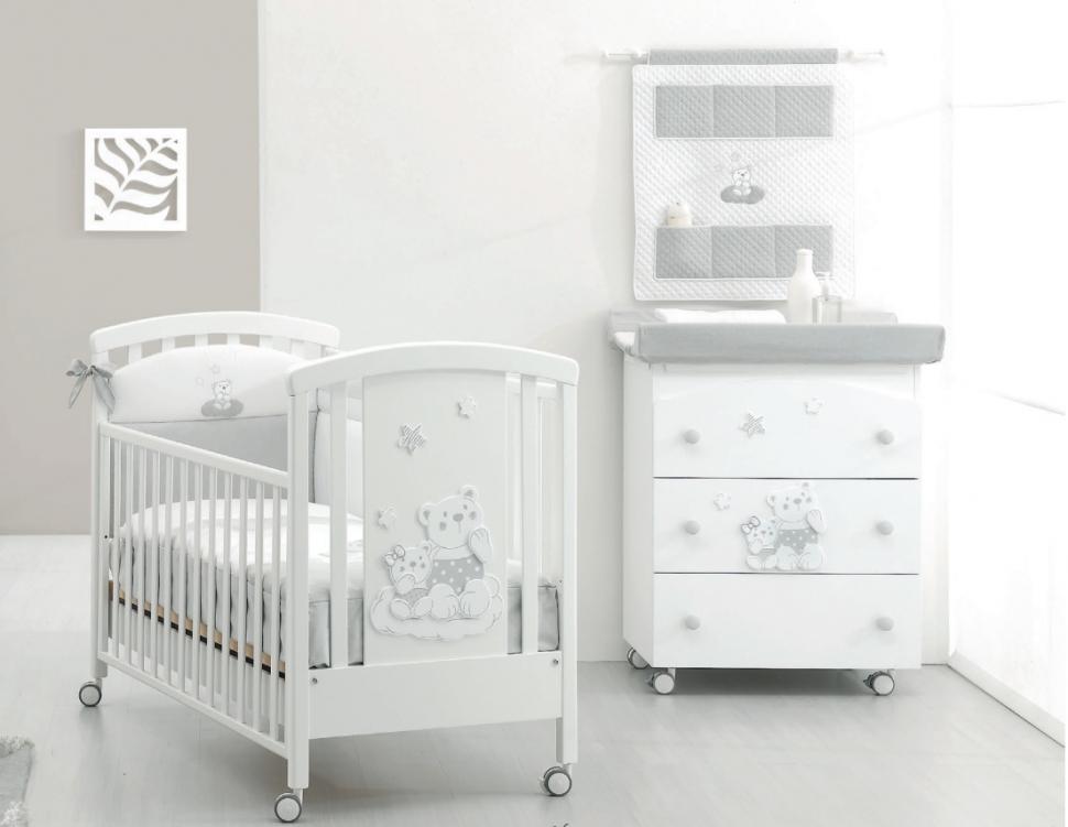 Мебель для детской Erbesi – прекрасный выбор