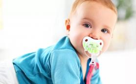 Как отучить от пустышки ребенка в 2 года?