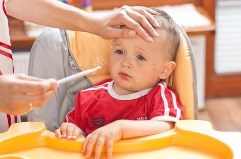 Краснуха у детей: тому, кто родился и тому, кто родил — бояться нечего!