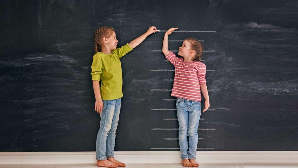 Не сравнивайте своего ребенка с другими детьми